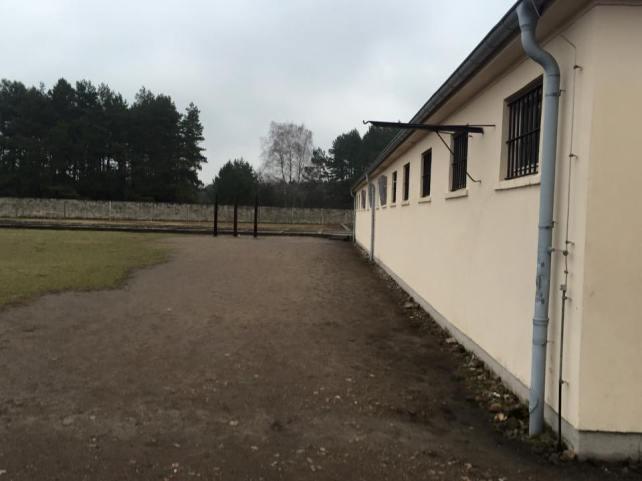 The 'Punishment Yard'